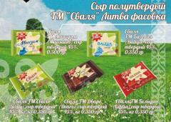 Сыр твердый Сваля ТМ Baltija 45%, 0,350 гр