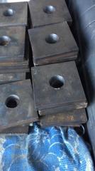 Анкерная плита М36, ГОСТ 24379.1-80