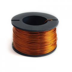 Wire copper 0.035 EN 13 602, ETP-Cu, ETP1 Cu,