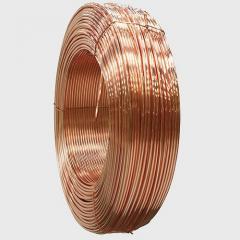 Rod iron copper 10 TU 16-705.491-2001, EN 1977-98,