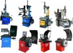 The industrial equipment from China
