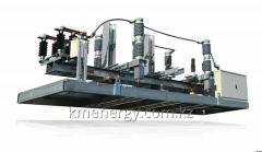 Railway modules of block assembly Railway Modules