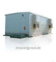 Elektrifikatsionny ANSI skid-mounted unit