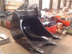Ladle for the excavator