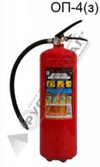 The OP fire extinguisher - 4