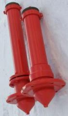 Hydrant fire underground H-0,5