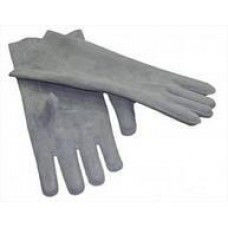 Gloves are dielectric