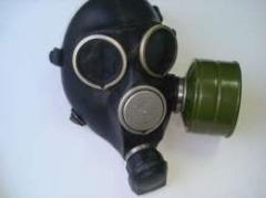 Civil gas mask of PG-7