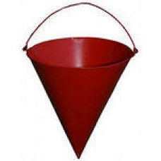 The bucket is lozharny conical