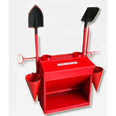 Fire safety stands