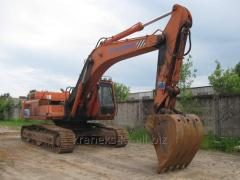 Construction machinery previously used