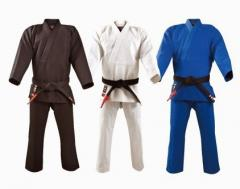 We sew a kimono for ju-jitsu to order