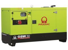 Diesel Pramac GSW 30P 25 generator of kW