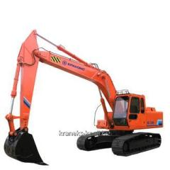 EK 240 excavator (23 t, 1,1 m ³)