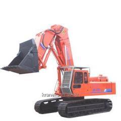 EK 450FS excavator (45 t, 2,6 m ³)