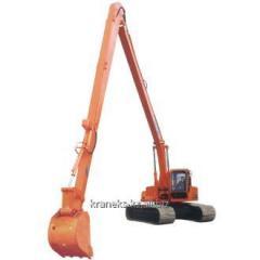 EK 270SL excavator (29 t, 0,4 m ³)