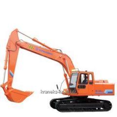 EK 240LC excavator