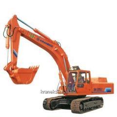 EK 270LC excavator (28 t, 1,25 m ³)