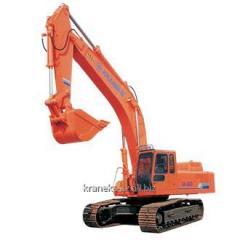 Pneumatic excavators
