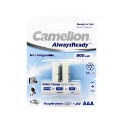 CAMELION AlwaysReady Rechargeable NH-AAA900ARBP2