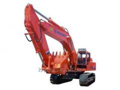 EK 330 excavator