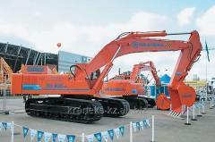 EK 400SL excavator