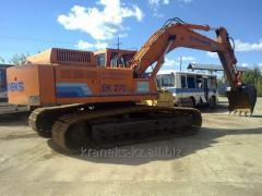 EK 270LC excavator