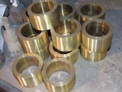 Plug brass 100 Mark l63