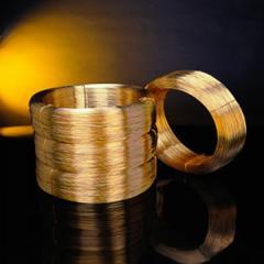 Wire brass 0.25 L80; GOST 1066-90