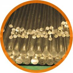 Circle, bar brass 21 GOST 2060-90, GOST 2060-2006,