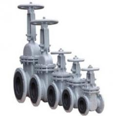 Fittings industrial for gas pipelines