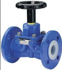 Industrial shutoff valves
