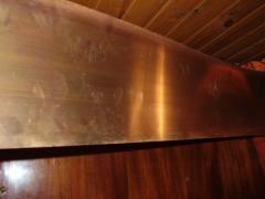 Лист бронзовый (плита) 1.2 ТУ 48-21-779-85, марка