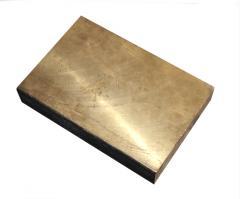 Лист бронзовый (плита) 1.5 ТУ 48-21-779-85, марка