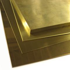 Leaf brass 1 GOST 2208-2007, brand l59, l59-1,