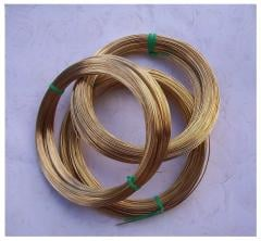 Wire of round 0.06 GOST 15834-77, brand brb2,