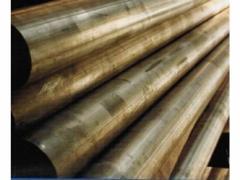 Труба бронзовая 55x7.5 ГОСТ 1208-90, DIN 1755,