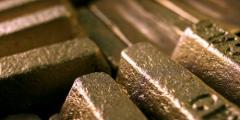 Chushka Spit bronze GOST 614-97, brand bra10zh3,