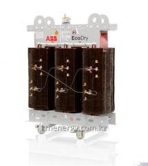 Сухие трансформаторы EcoDry ABB