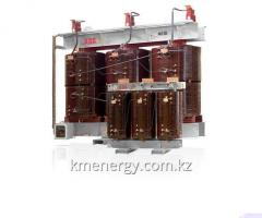 Dry Resibloc ABB transformers
