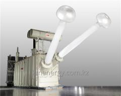 Standard converting HVDC ABB transformer