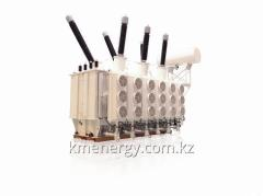 Special armored ABB transformers