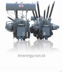 Fazosdvigayushchy ABB transformers