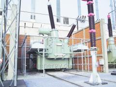 Трансформаторы для подстанций ABB
