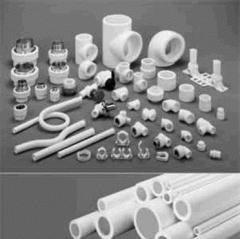 Polypropylene pipes PP, GRPP