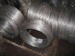 Проволока нержавеющая 0,8 ГОСТ 18143-72, сталь