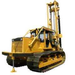 Drilling machines for construction