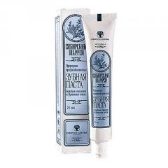 Natural preventive toothpaste Siberian sage