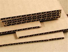Corrugated fibreboard, corrugated cardboard