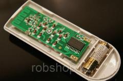 AMC IF 400/P the Wireless motion sensor, PIR+RET